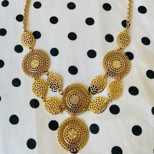 5 for $25 bundle Statement Costume Necklace.